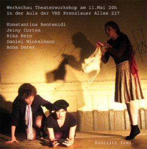 Werkschau-Theaterworkshop